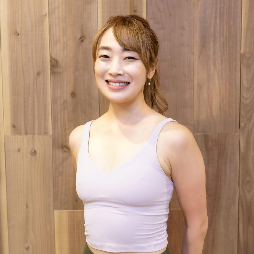恵比寿ヨガ ヨガスタジオ「studioGOD」のヨガインストラクター:植田 マミ